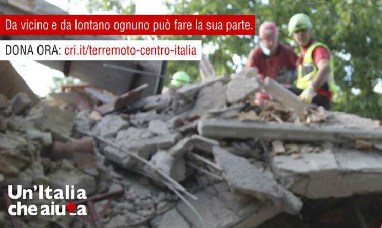Come aiutare i terremotati del Centro Italia