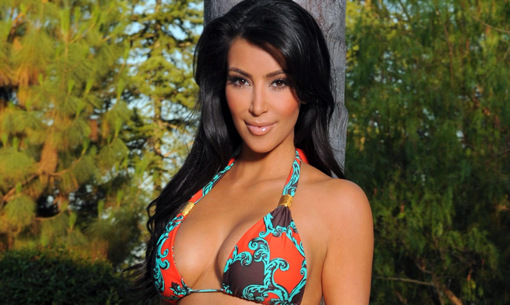 Kim Kardashian figli
