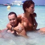 Ludovica Valli rompe il silenzio da Ibiza con la madre