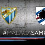 Dove vedere Malaga Sampdoria