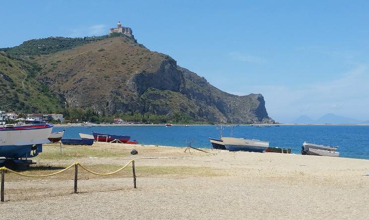 Sicilia spiaggia Marinello Olivieri Tindari