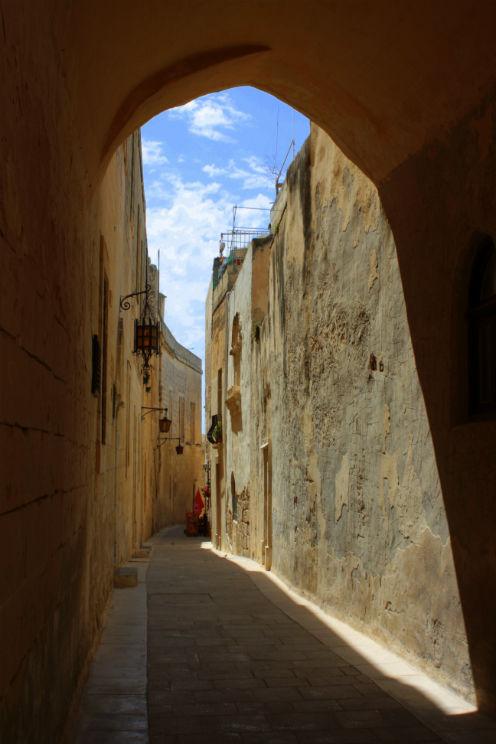 Mdina viaggio Malta