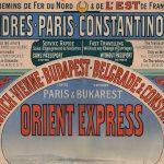 Orient Express foto vagoni abbandonati