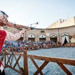 Palio del daino rassegna medievale nel Riminese