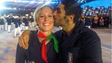 Federica Pellegrini dedica del fidanzato Filippo Magnini