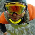 Polli base jumping sport estremi morto