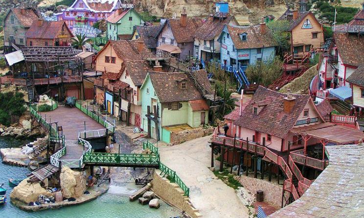 Vacanze a Malta idea Popeye Village