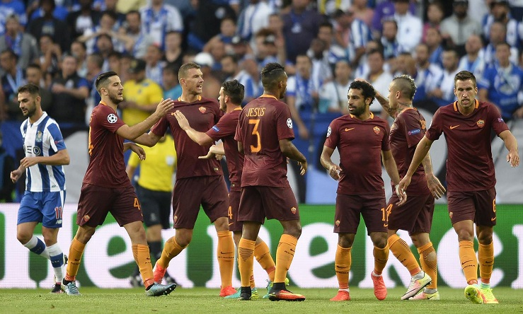Roma Sampdoria highlights