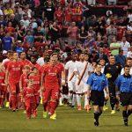 Dove vedere Roma Liverpool