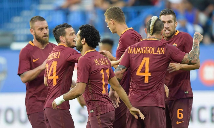 Juventus Roma probabili formazioni