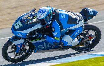 Moto 3, Sky Racing Team VR46 sostituisce Romano Fenati: al suo posto Dalla Porta
