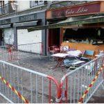 Rouen incendio bar francia