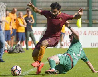 Calciomercato Roma, Salah vicino al Liverpool: foto con i tifosi dei Reds