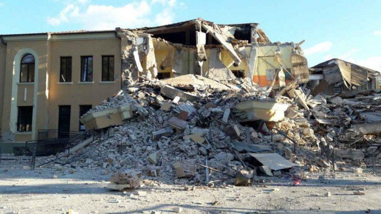 nuova vittima sisma amatrice