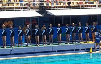 Olimpiadi Rio 2016 pallanuoto, Settebello in semifinale: Italia-Grecia 9-5
