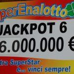 jackpot superenalotto
