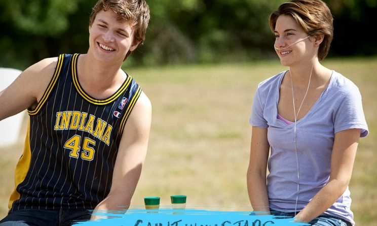 The Fault in Our Stars facebook