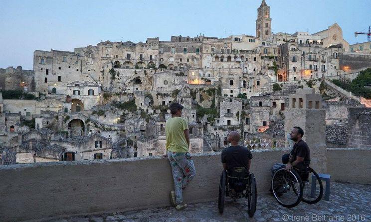 Viaggio Italia su carrozzina [INTERVISTA]