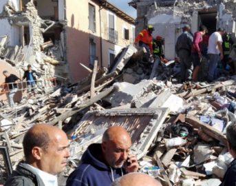 Terremoto in centro Italia: Dio, le Unioni Civili e gli integralisti di cui faremmo volentieri a meno