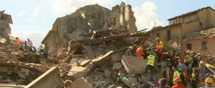 arquata del tronto terremoto