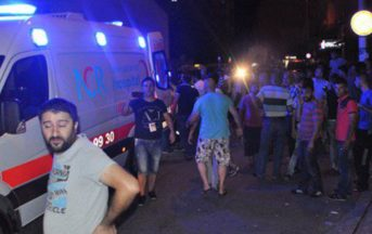 Turchia, bomba ad un matrimonio: almeno 50 morti e 100 feriti