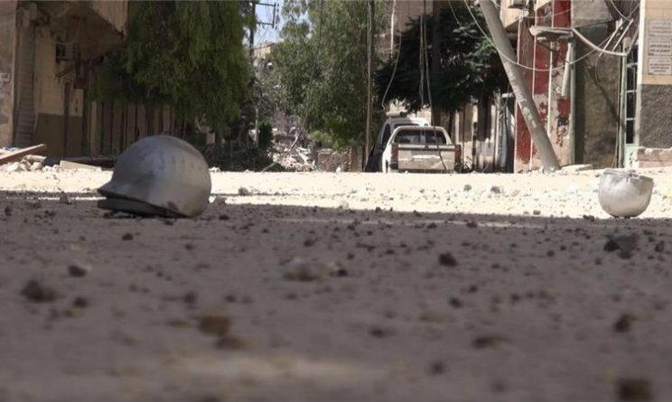 ATTENTATO ISIS AD ALEPPO 30 MORTI