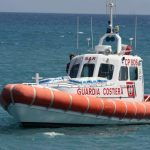 alghero incidente in mare