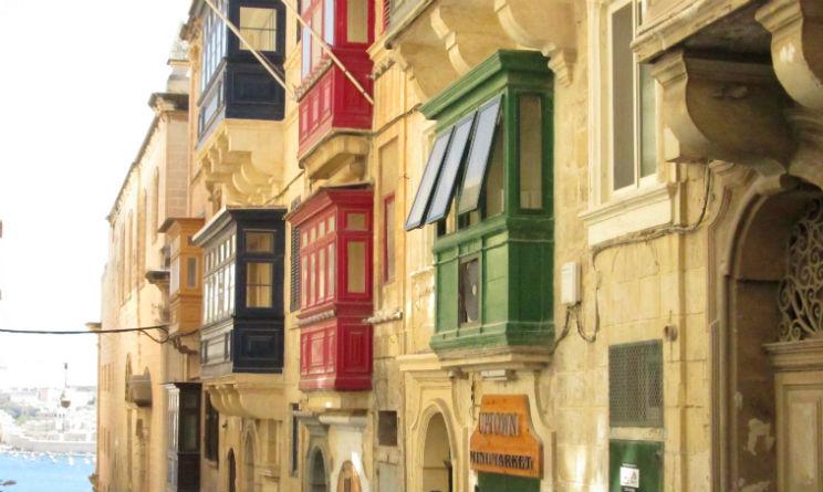 Vacanze a Malta dettaglio case