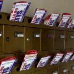 bomba a mano nella cassetta postale a marsala