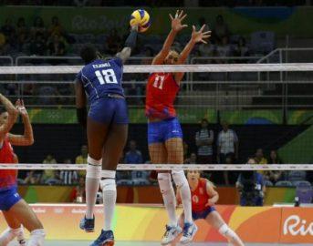 Olimpiadi Rio 2016, Pallavolo: l'Italia battuta 3-0 dalla Cina, show di Paola Egonu