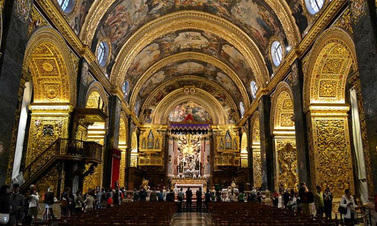 La Valletta chiesa San Giovanni