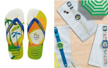 Olimpiadi Rio 2016: le capsule collection limited edition più originali [FOTO]