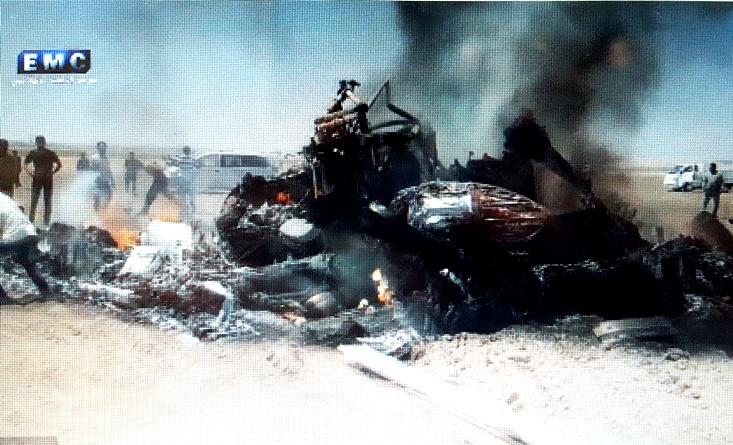 Elicottero Russo : Siria abbattuto elicottero militare russo morti i