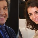 Flavio Insinna Graziamaria Dragani matrimonio