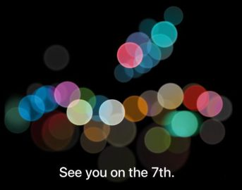 iPhone 7 uscita invito news: ufficializzata la data di lancio del nuovo melafonino