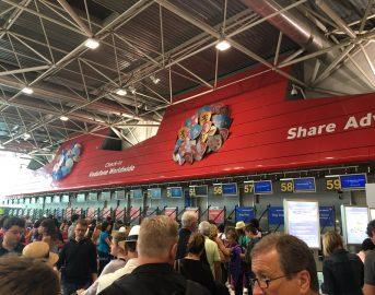 Lisbona: pacco sospetto segnalato all'aeroporto