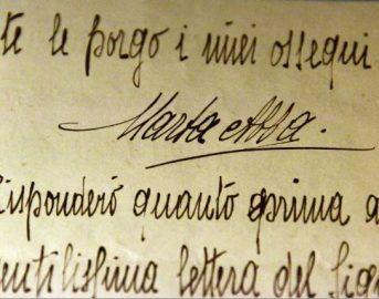 Le lettere meravigliose di Pirandello e Marta Abba tornano a casa: quando le parole sono proprio belle