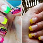 unghie estive, unghie estive 2016, unghie estate 2016, unghie estive colorate, unghie estive semplici, unghie estive decorazioni, unghie estive gel, unghie estive particolari,