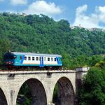 Viaggi in treno storico Avellino 2016