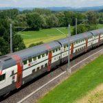 Treno Svizzera aggressione