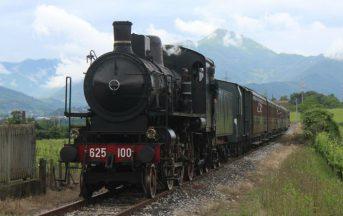 Treno a vapore per Marradi 2016: la Sagra della Castagna si raggiunge in locomotiva