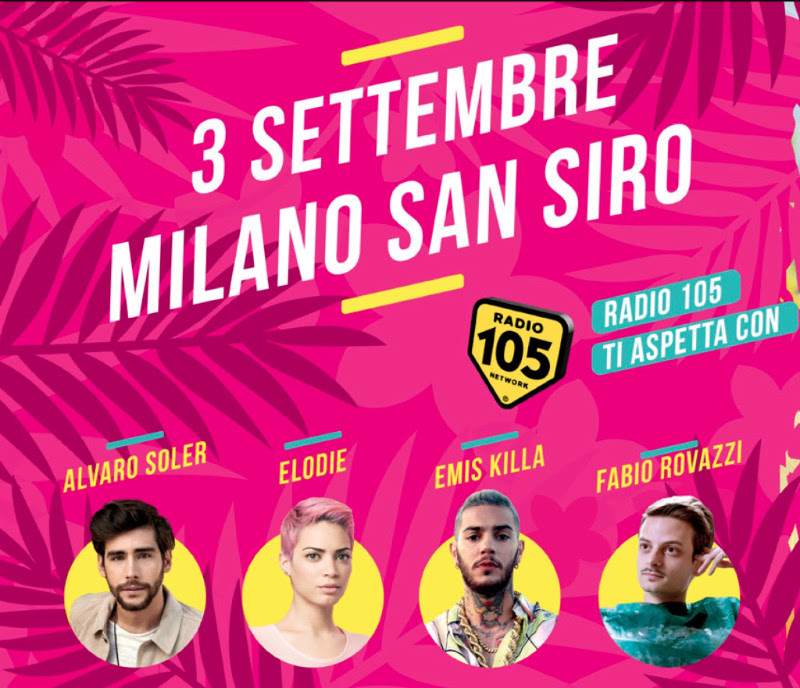 Color Run Milano programma
