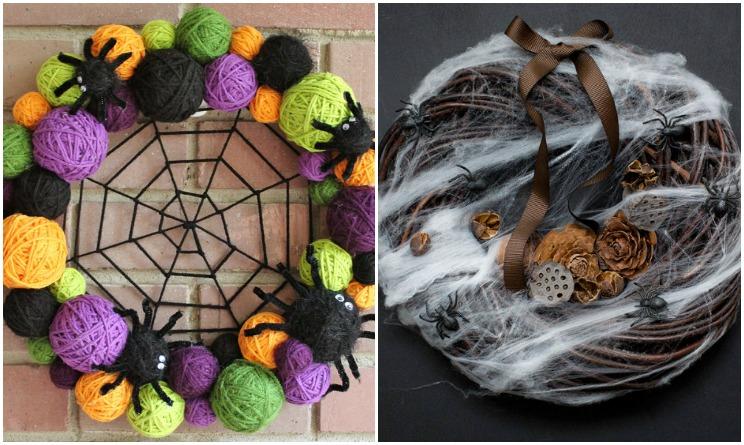 Per i colori usate certamente il nero che per questa festa è un must have ma non dimenticate l'arancio che ricorda le zucche, altro simbolo tipico di Halloween.