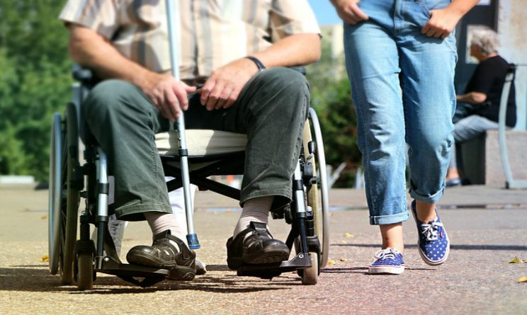 Disabili Caregiver familiare