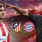 Dove vedere Atletico Madrid Bayern Monaco