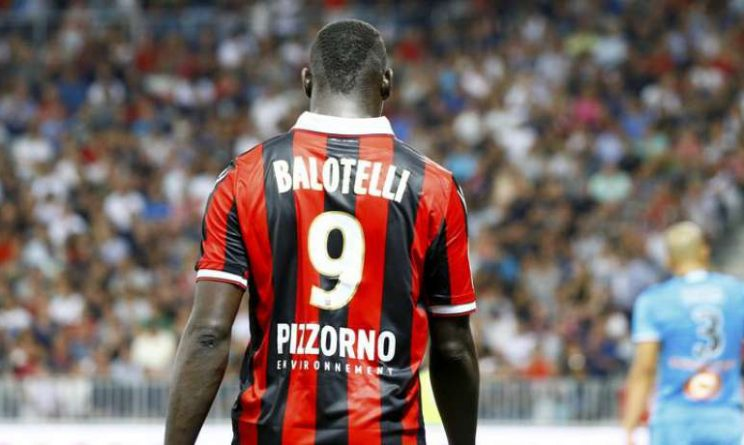 VIDEO Nizza Lorient 2-1: decide una magia di Balotelli