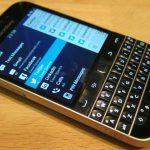 blackberry smette di produrre smartphone