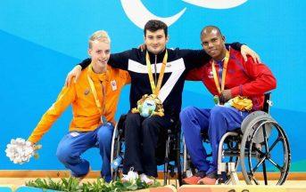 Francesco Bocciardo, intervista esclusiva all'Oro di nuoto delle Paralimpiadi di Rio 2016: 'Inseguite sempre i vostri sogni'