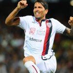 Borriello Cagliari-Atalanta highlights