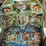 Cappella Sistina Vaticano e cose da vedere in zona